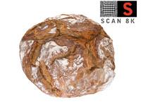 3d model realistic bread macro