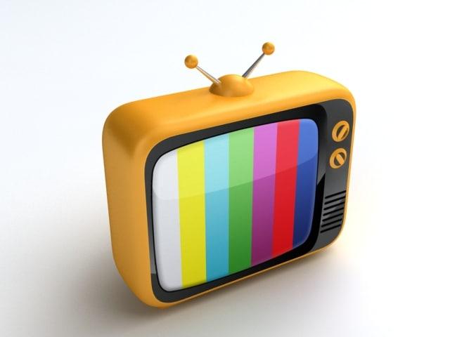 3ds max retro tv 1