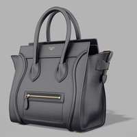 photorealistic bag 3d max