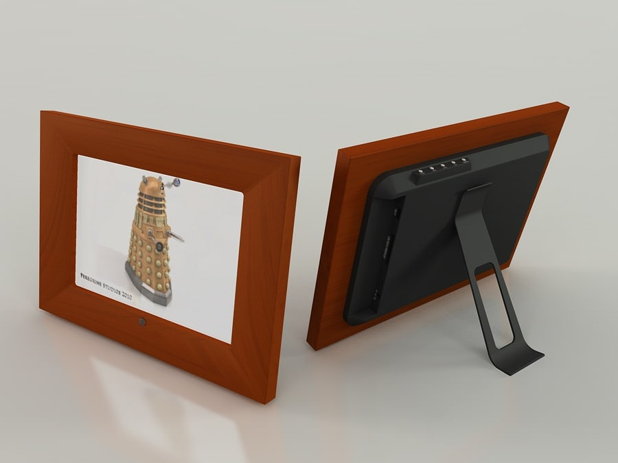 digital picture frame 3ds