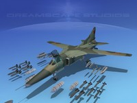 mig-27 weapons aircraft max