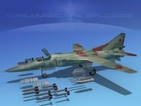MIG-27 Flogger Mongolia