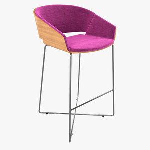 3ds max gha3b chair
