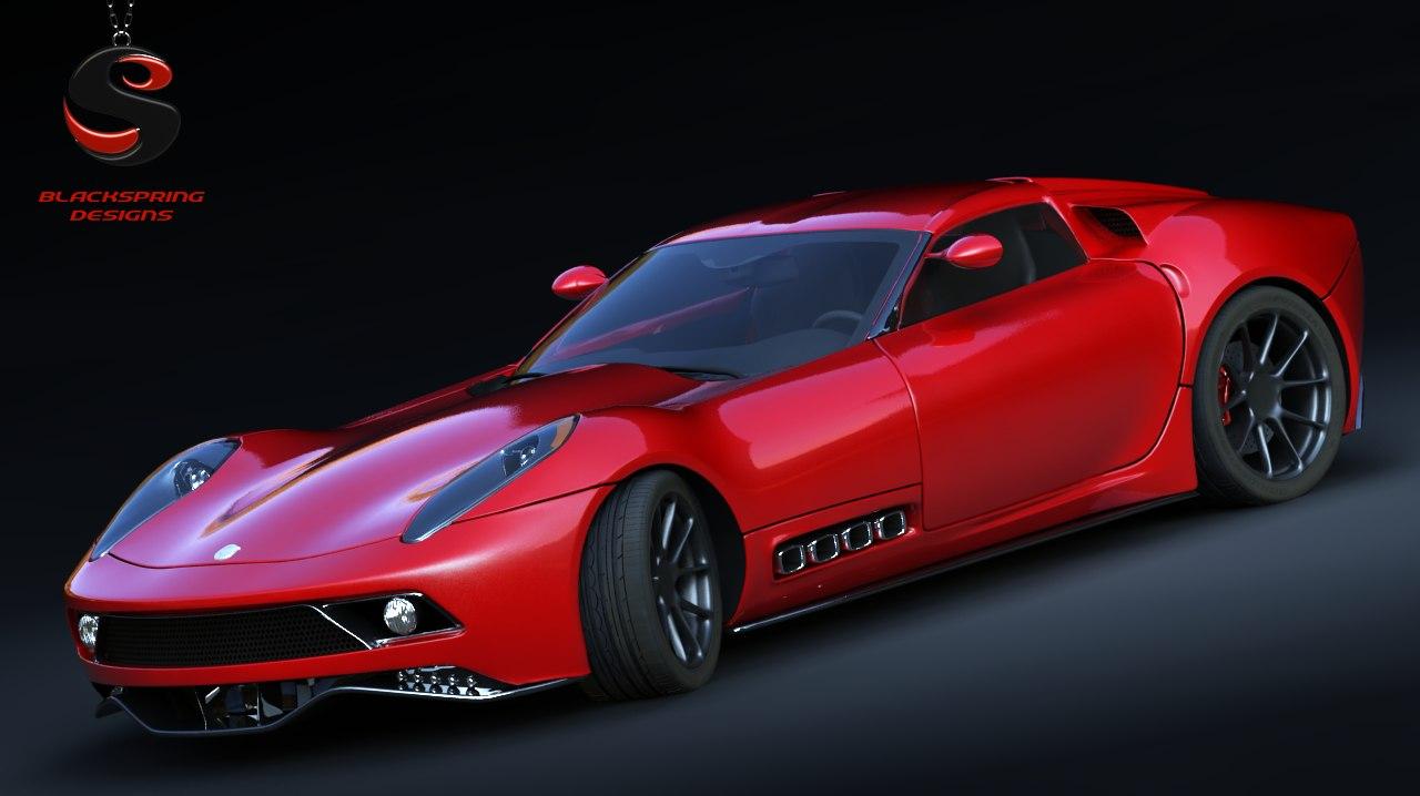 3d model lucra l148 2015