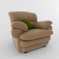 3d chair komfort