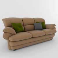 3d sofa komfort model