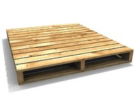 Simple Wooden Pallet