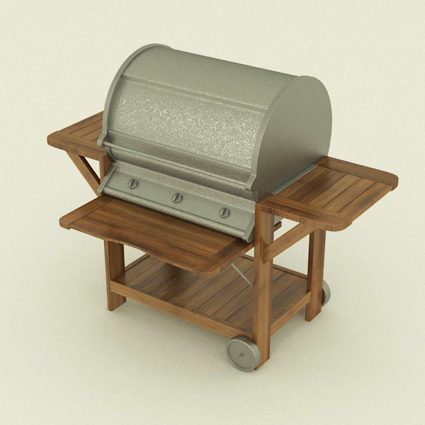 barbecue 3ds