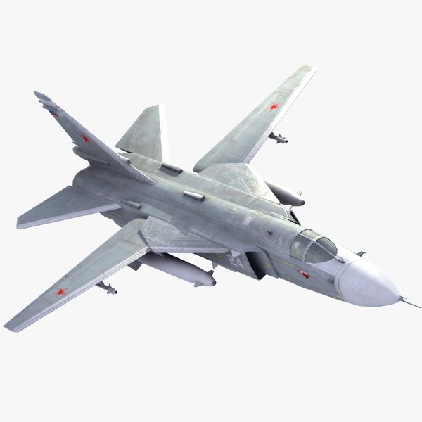 3ds su24 russian forces