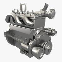 Engine GAZ