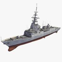 f101 alvaro bazan frigate max