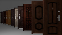 3ds max doors pack 13