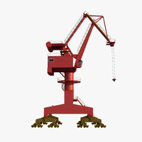 portal crane max