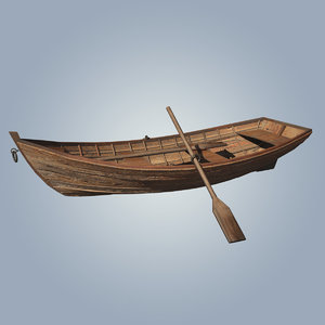 max wooden boat