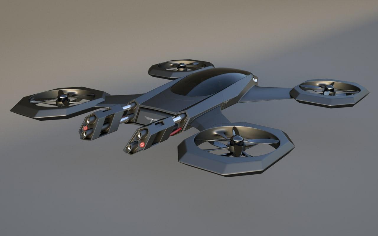 heli designed max