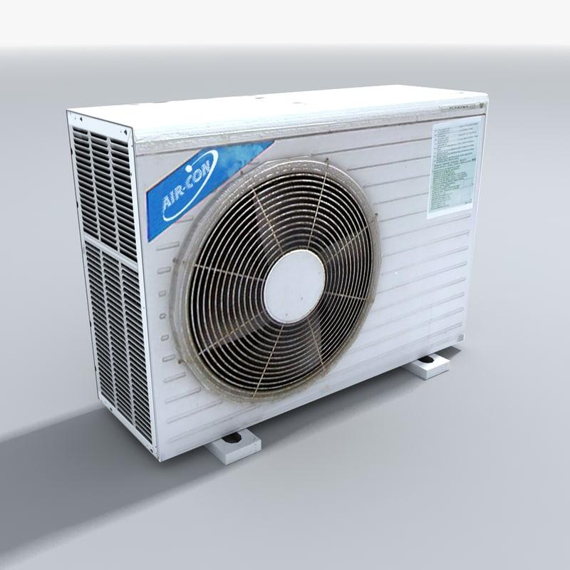 3d air conditioning unit