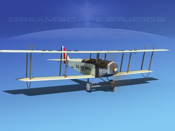 cockpit curtiss jenny air max