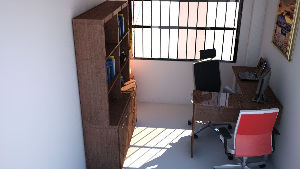 cinema4d study office