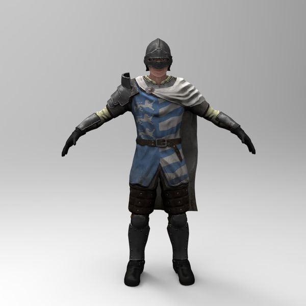 obj knight games - guards