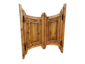3d west double door