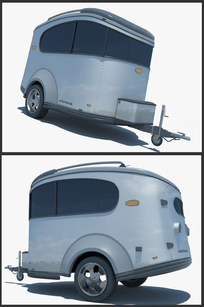 3d model airsteam modelled