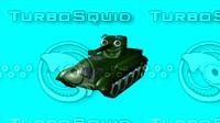 amx 1390 tanks 3d model