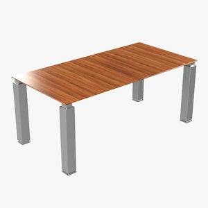 3d sinetica tao tables model