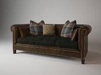 Ralph Lauren Brompton sofa 911-01