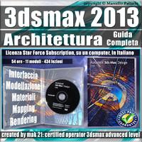 3ds max 2013 Architettura Guida Completa 3 mesi Subscription 1 Computer