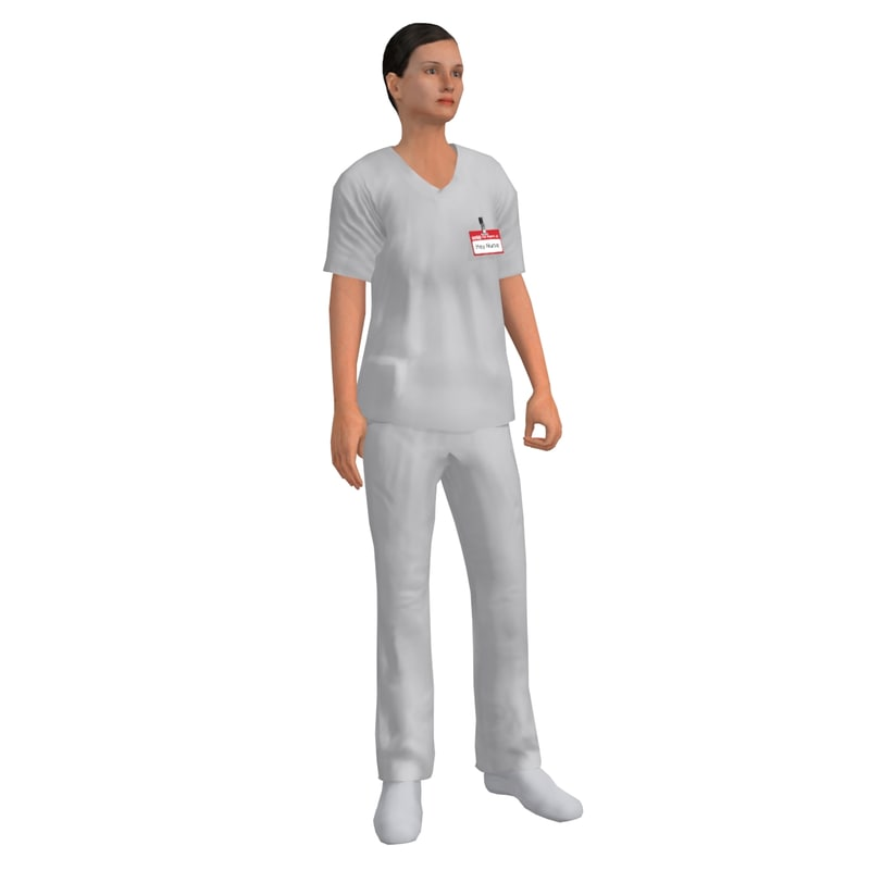 rigged nurse max