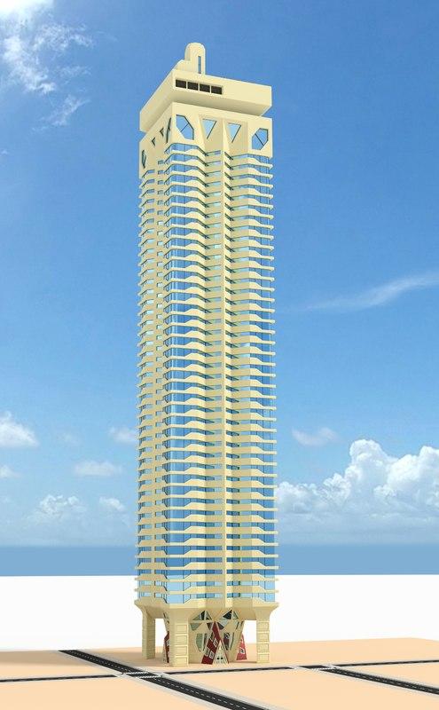 3d 20 skyscraper pack