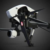 Quadrocopter DJI Inspire 1