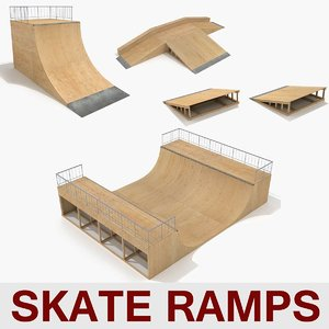 skate ramp pipes fun max