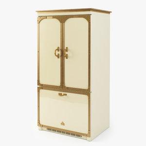 3d refrigerator restart frr018 model