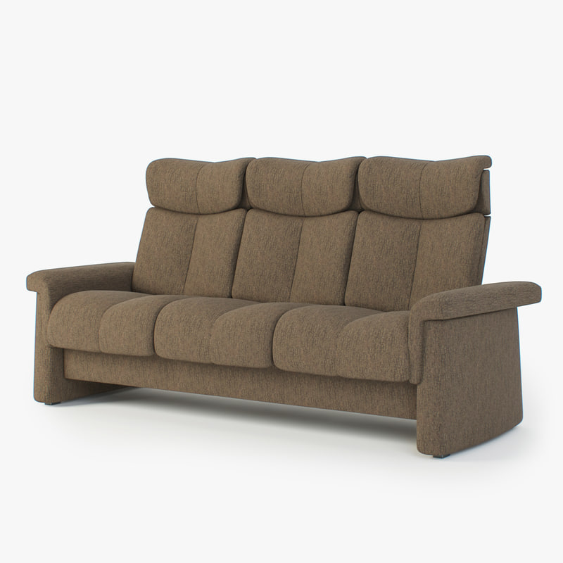 3d sofas stressless legend 3-seater