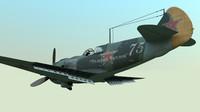 La-5 Soviet fighter