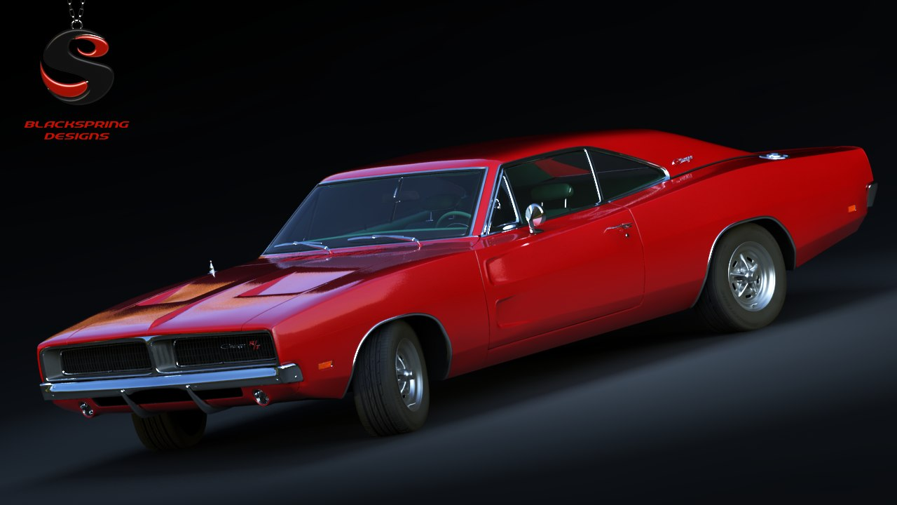 max dodge charger r t