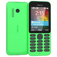 3ds max nokia 215 green