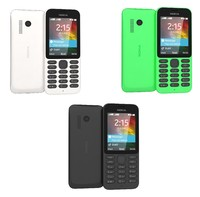 3d nokia 215 colors