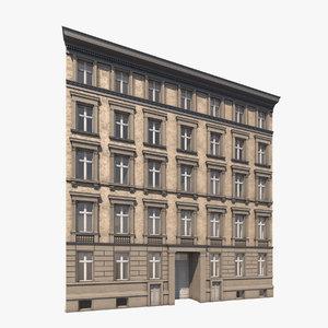 3d berlin solmstrasse model