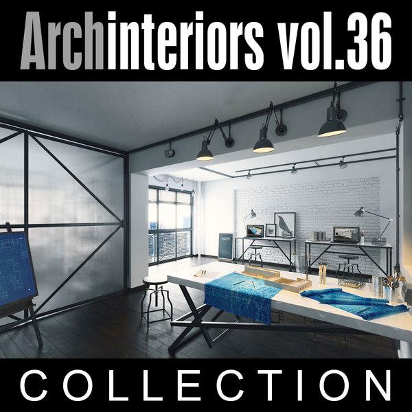 3d archinteriors vol 36 interior scenes