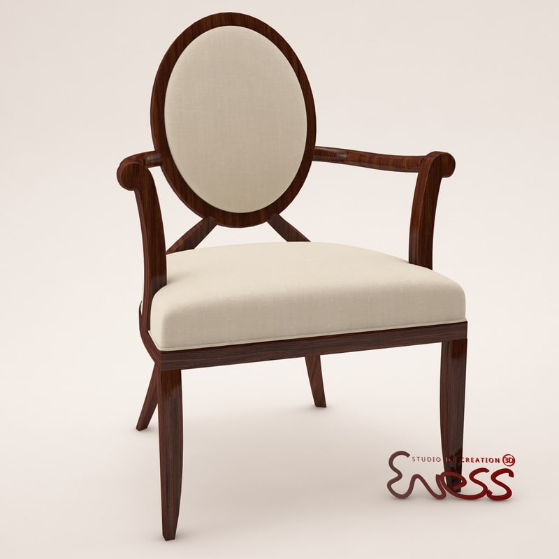 armchair baker xback 3ds