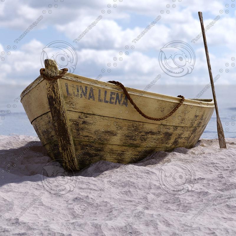 max old boat
