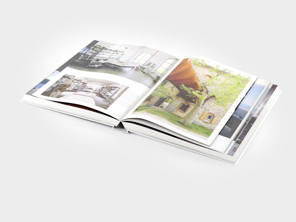 open book 1 7 3d c4d