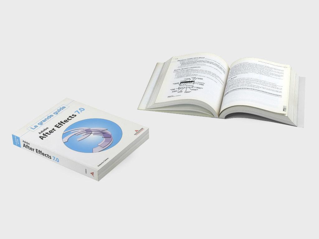 open book 8 7 c4d