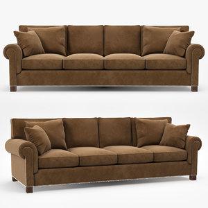 3d jamaica sofa