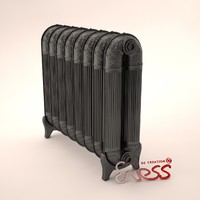radiator retro facora 3ds