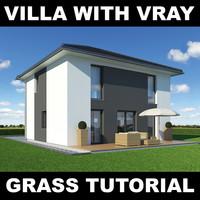 family grass garden max