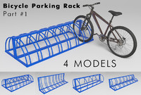 Bicycle Parking Rack - Part #1