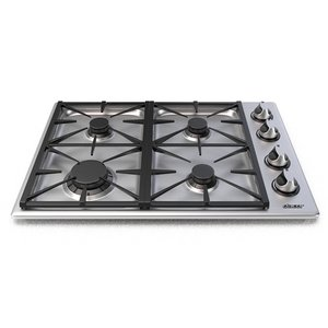 3d model gas cooktop dacor